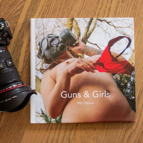 Guns & Girls Coffee Table Book